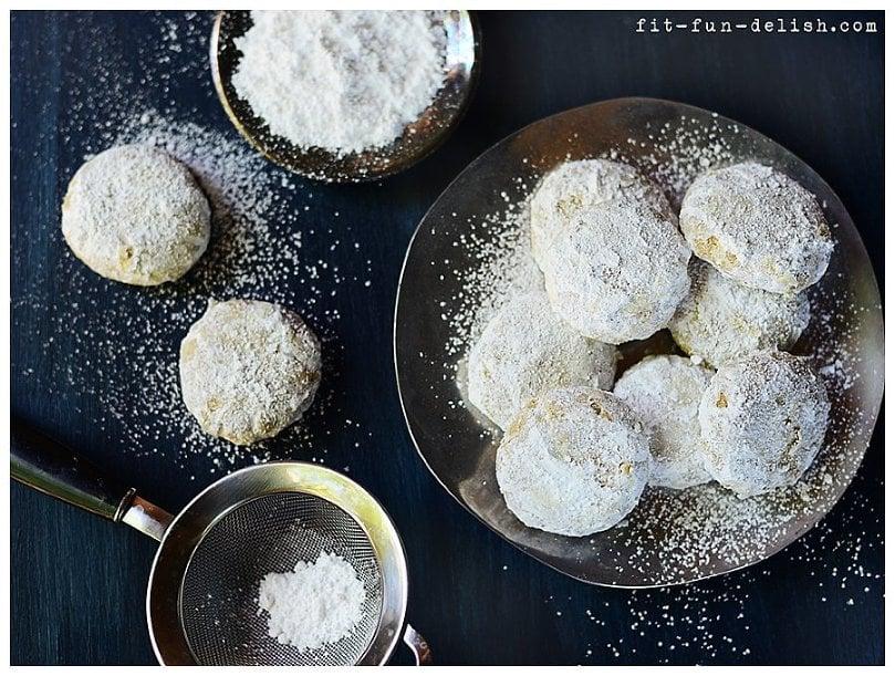 Polvorones Recipe (Mexican Wedding Cookies)
