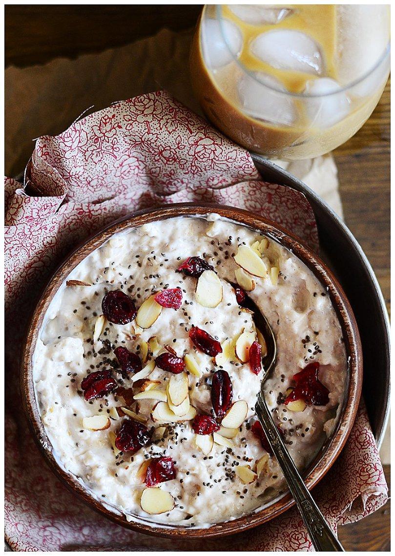 Oatmeal & Greek Yogurt l by Fit, Fun & Delish!