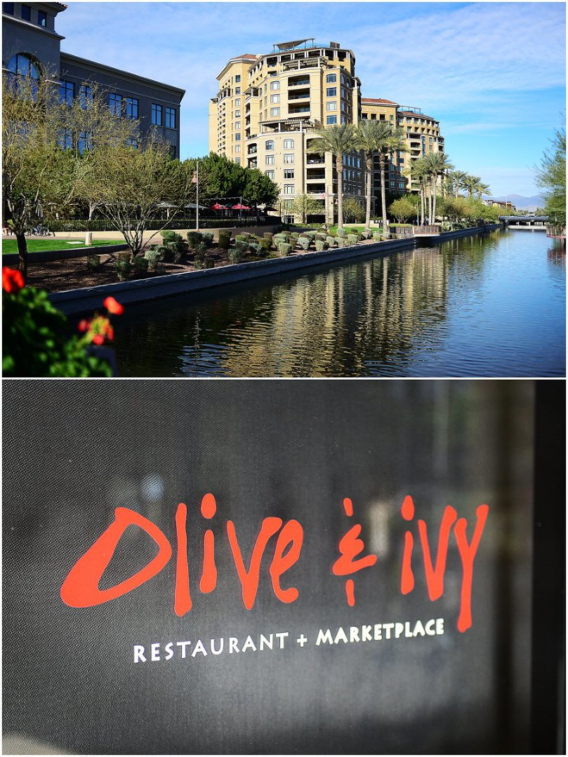 Olive & Ivy Restaurant in Scottsdale AZ | Fit, fun & Delish!