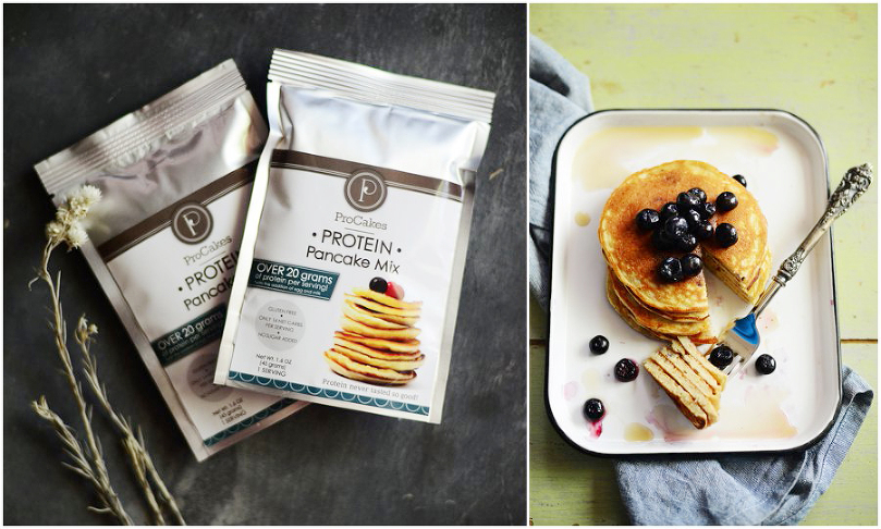 ProCakes Protein Pancake Mix - review by Fit, fun & delish!