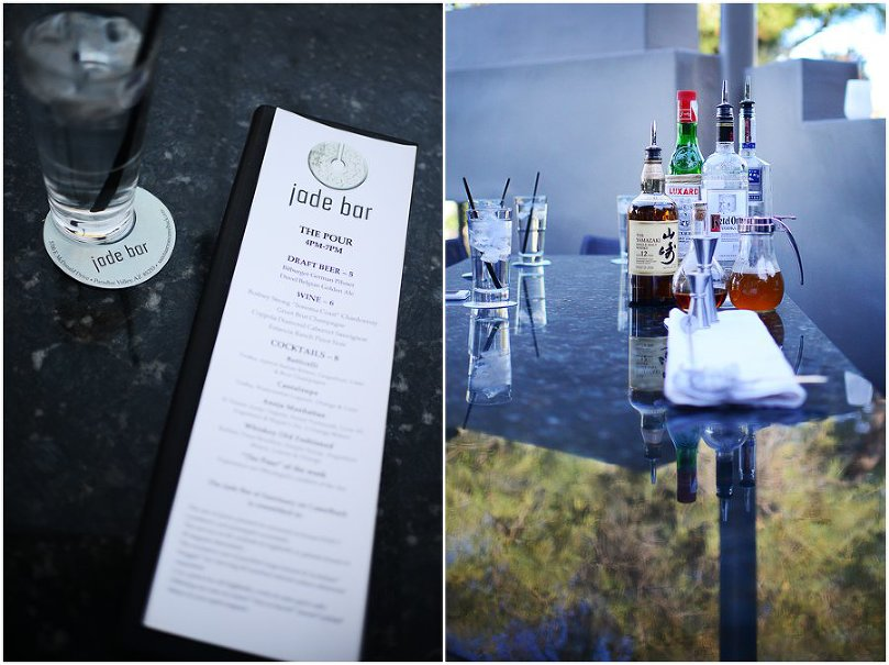 Jade Bar at Sanctuary Camelback Resort in Scottsdale AZ by Fit, fun & delish!