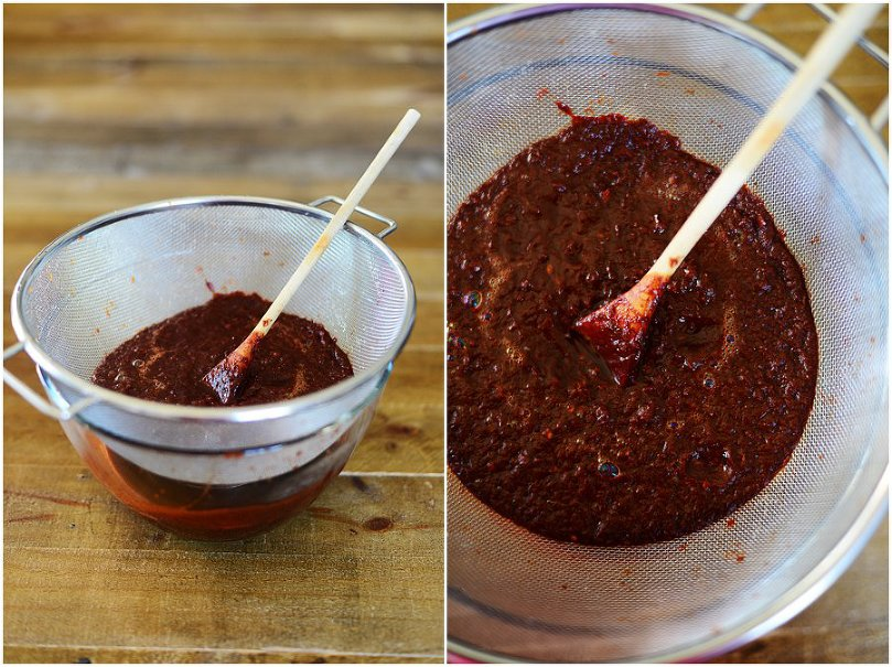 Traditional Red Sauce   For Tamales, Enchiladas, Carne Con Chile, and more! A how to guide to make this Mexican traditional sauce.