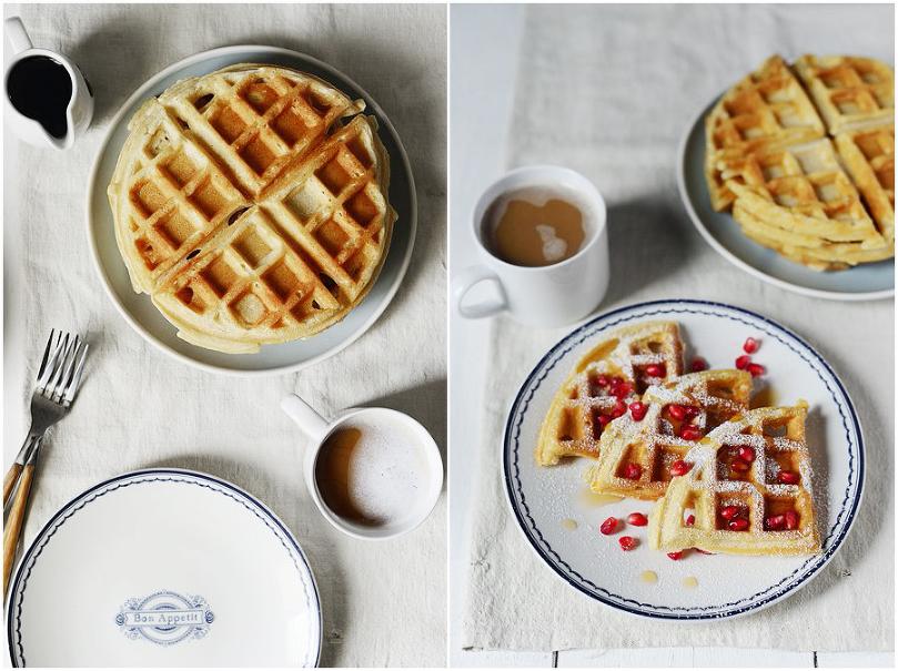 20Fantastic Fluffy Waffles | by Fit, fun & delish!