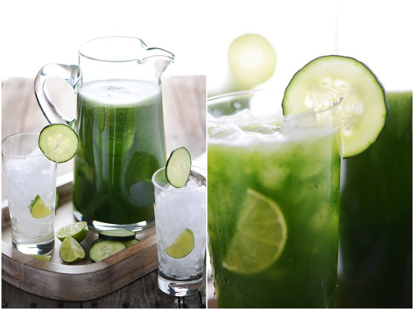 Cucumber Agua Fresca - 4 ways (Cucumber Water). Agua Frescas are refreshing latin drinks made by blending fresh fruit, sugar and water.