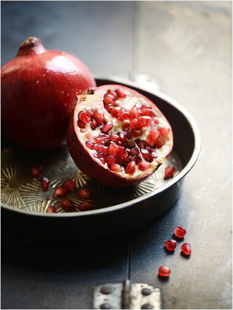 Pomegranate Quinoa Salad | Muy Delish