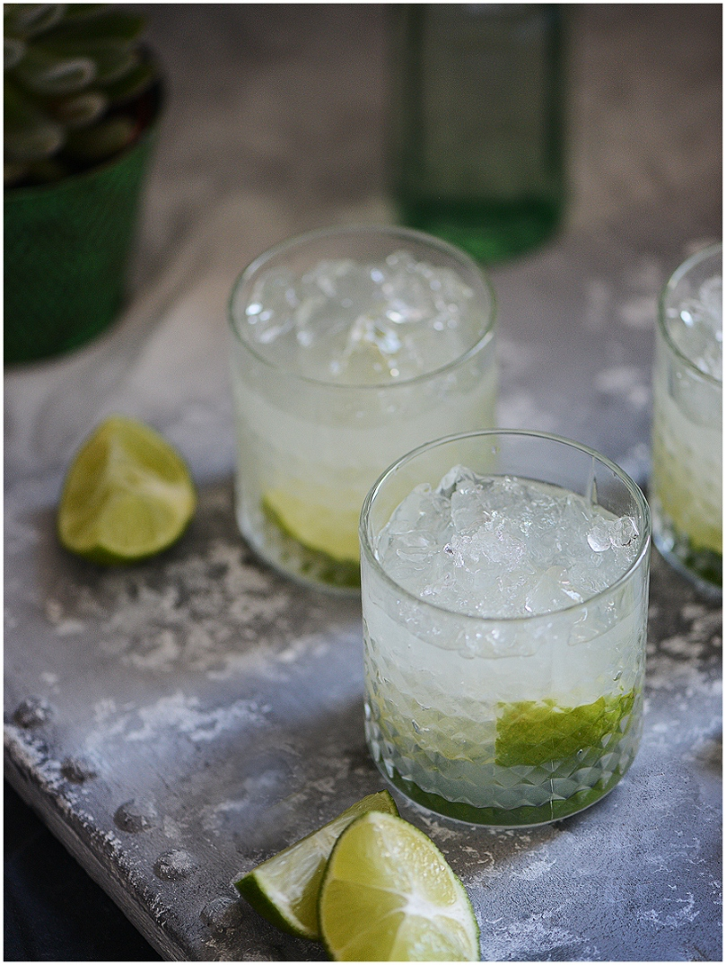 Caipirinha (Regular & Skinny Version)