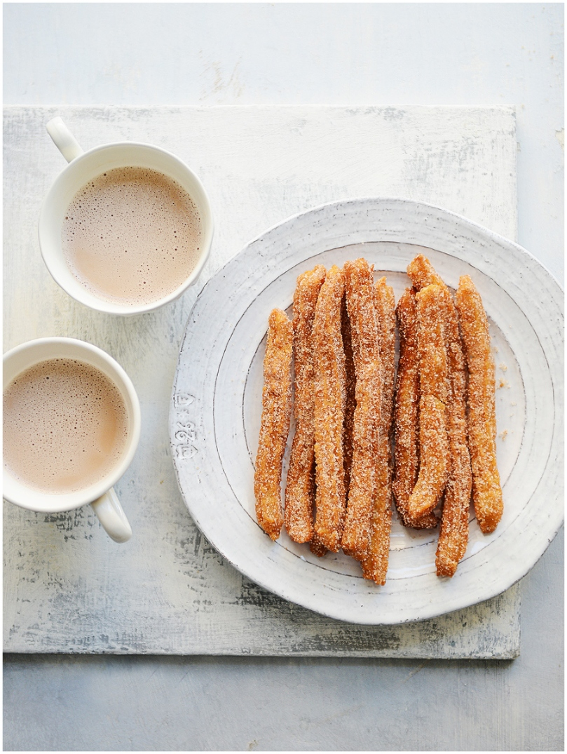 Mexican Churros by Muy Delish