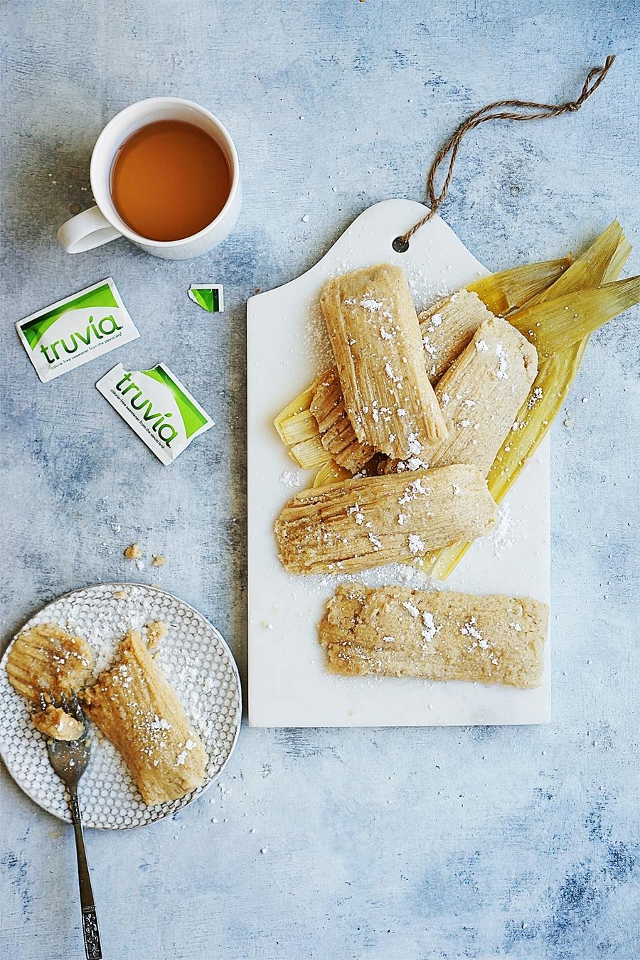 Sweet Corn Tamales (aka Uchepos) by Muy Delish