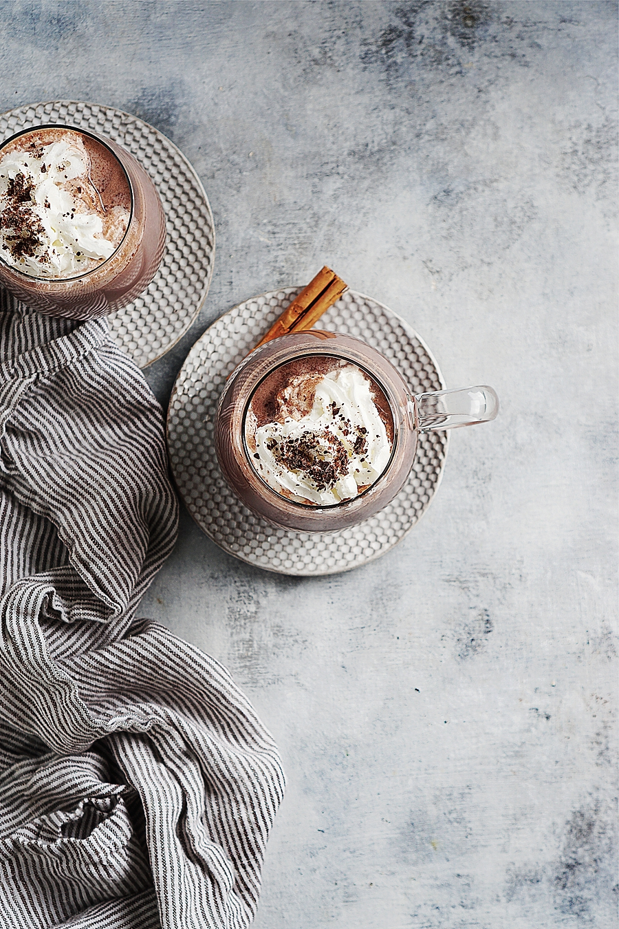 Mexican Hot Chocolate by Muy Delish