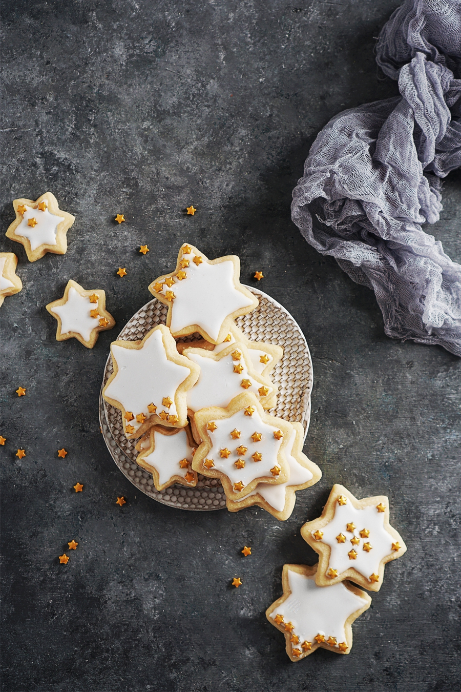 Classic Sugar Cookies by Muy Delish