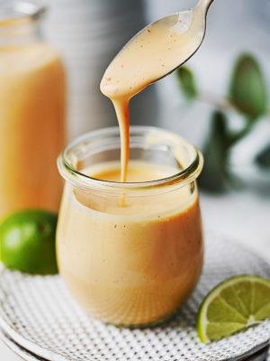 Chipotle Crema - Healthy & Easy!