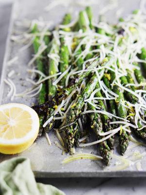 Esparragos Asados (Grilled Asparagus)
