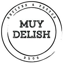 Muy Delish logo